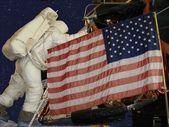 Astronot aya — Stok fotoğraf