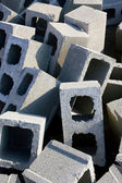 Cement bricks — Foto de Stock