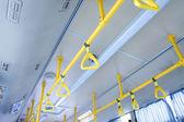 Bus Handle — Stock Photo