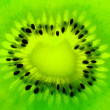 Kiwi fruit is in context of — Stock Photo #9517160