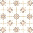 Royalty-Free Stock Vector Image: Seamless fabric pattern