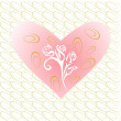 Royalty-Free Stock Vektorov obrzek: Valentines day background