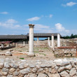 Part of the complex Plaosnik, Ohrid, Macedonia, FYROM — Stock Photo