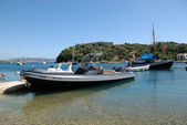 Agios Stefanos, Corfu, Greece — Stock Photo