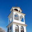 Bell tower of church in Macedonia — Stock Photo #10625749