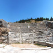 Amphitheater ) in Ephesus Turkey, Asia — Stock Photo #10702324