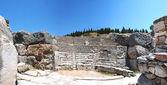 Amphitheater ) in Ephesus Turkey, Asia — Stock Photo