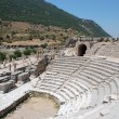 Amphitheater ( Coliseum) in Ephesus (Efes ), Turkey — Stock Photo #10712374