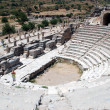 Amphitheater in Ephesus,Izmir, Turkey, Asia — Stock Photo