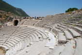 Amphitheater ( Coliseum) in Ephesus (Efes ),Turkey — Stock Photo