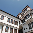 Typical House in Ohrid, Macedonia — Stock Photo