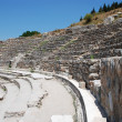 Amphitheatre in Ephesus, Turkey — Stock Photo