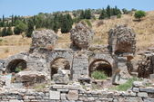 Part on the locality of Ephesus, Izmir, Turkey — Stock Photo