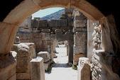 Part on the locality of Ephesus, Izmir, Turkey — Stock Photo