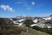 Hochschwab Mountains — Stock Photo