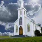 Church & Clouds — Stock Photo #9581956