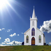 Heavenly Light — Stock Photo