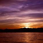 Puget Sound Sunset 2 — Stock Photo