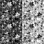Seamless Flower Pattern — Stock Vector #9326315
