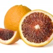 Stock Photo: Blood Oranges