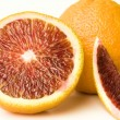 Blood Oranges Close-up — Stock Photo