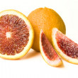 Blood Oranges — Stock Photo