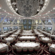 Stock Photo: Cruise Ship Dining Room