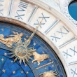 St Marks Astronomical Clock — Stock Photo