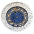 St Marks Astronomical Clock - Isolated — Stock Photo