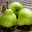 Group Of Whole Fresh Pears — Stockfoto #9408346