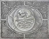 Medieval Italian Crypt — Stock Photo