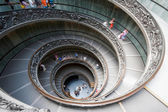 Spectacular Vatican Museum Spiral Staircase — Stock Photo