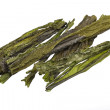 Dried sea kelp - Stock Photo