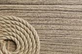 Spirale di corda — Foto Stock