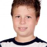 piękny chłopiec — Zdjęcie stockowe #9425442