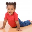 Adorable african baby — Stock Photo