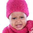 Baby crying — Stock Photo #9431017