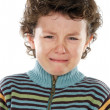 Child crying — Stock Photo