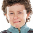 Royalty-Free Stock Photo: Child crying