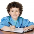 Stock Photo: Adorable future doctor