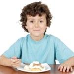 Child eating — Stock Photo #9433271
