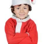 Adorable small santa — Stock Photo #9433273