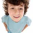 Caricature of a child — Stock Photo #9433501