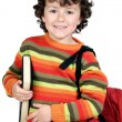 Adorable child student — Stock Photo #9433524