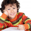 Adorable child student — Stock Photo #9433526