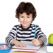 Adorable child student — Stock Photo #9433528