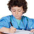 Stock Photo: Young doctor
