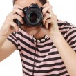 Photographer — Stock Photo #9435704