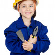Adorable working future — Stock Photo #9436142