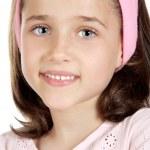 Casual beautiful girl — Stock Photo #9436306